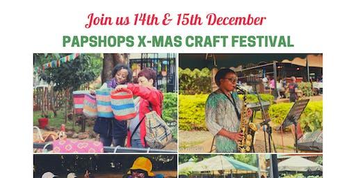 Papshops X-mas Crafts Festival