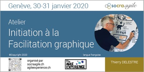 Initiation à la Facilitation Graphique avec Thierry Delestre - Genève billets