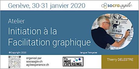 Initiation à la Facilitation Graphique avec Thierry Delestre - Genève tickets