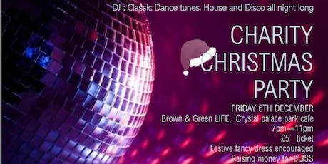 Charity Christmas Party - Classic Dance , House & Disco night tickets