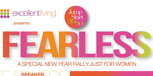 Excellent Living presents FEARLESS Jump-Start 2020
