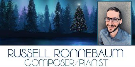 Russell Ronnebaum Composer/Pianist: Winter Scenes tickets