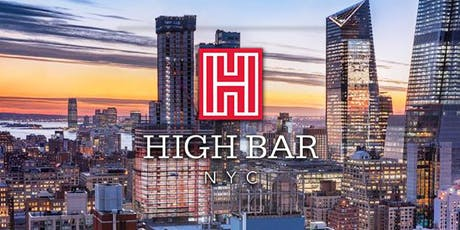 High Bar NYC - Thanksgiving Eve! Featuring music by SPECIAL GUEST DJS! tickets