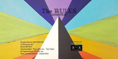 The RULES Exhibition Opening Night tickets