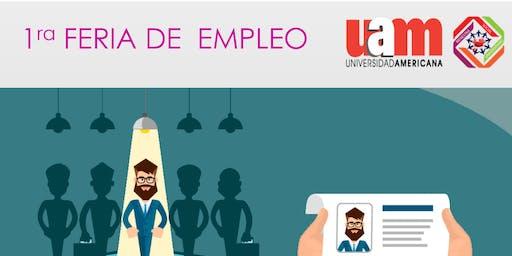 Feria de empleo - Panamá Oeste