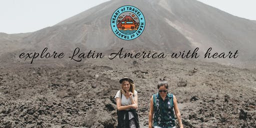 Travel in Latin America: Free Info Session
