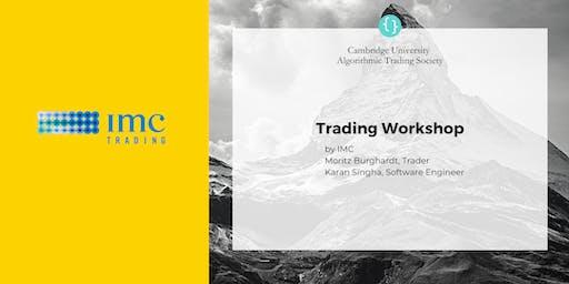 CUATS Event: IMC Trading Workshop