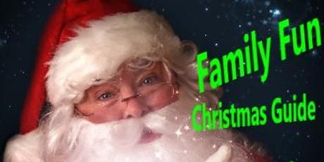 CANTON, OH HOLIDAY CHRISTMAS FAMILY & KID GUIDE (including Santa Sightings) tickets