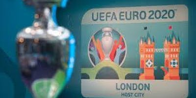Euro 2020 Final  at the Vale Vault