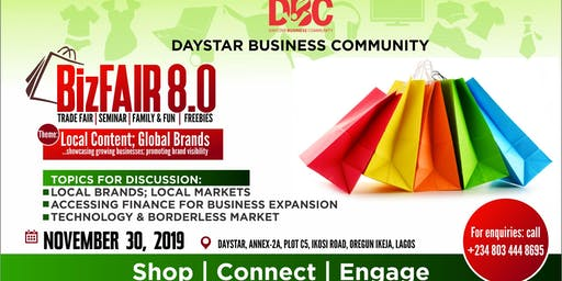 Daystar BizFAIR8.0