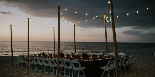 Matanzas Creek Wine Dinner on the Beach