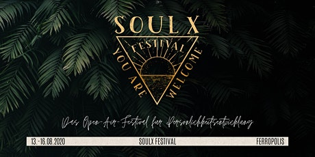 SoulX Festival Tickets