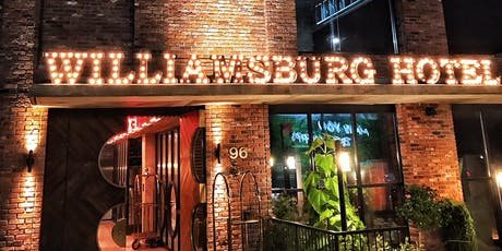 WILLIAMSBURG HOTEL - Thanksgiving Eve! Music by DJ Reach, Avante, & J-Wavy! tickets