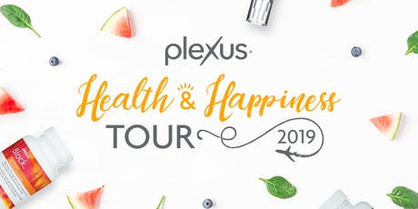 Health and Happiness Tour Training - Regina, SK tickets