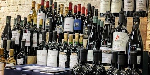 Executive Wine Tasting: Private Luxury Tasting at Magnolia Foods