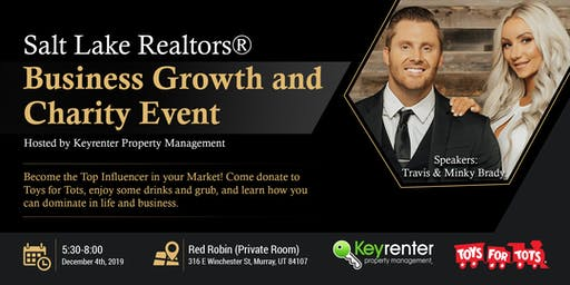 Salt Lake Realtors® - Growth and Charity Event
