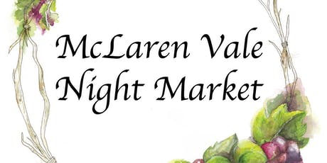 Mclaren Vale Night Market tickets
