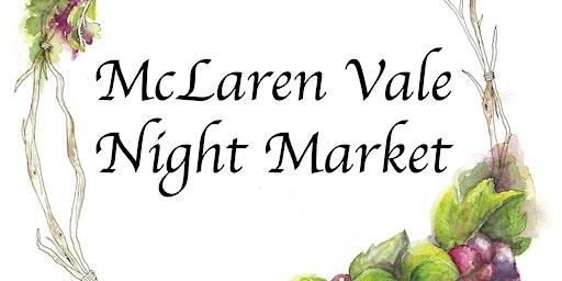 Mclaren Vale Night Market