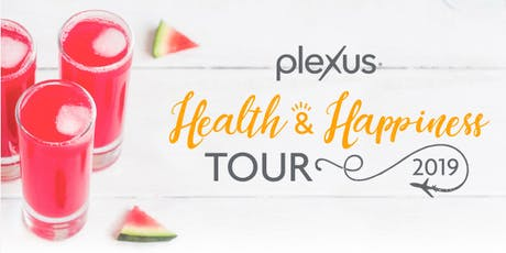 Health and Happiness Tour Sip and Share - Regina, SK tickets