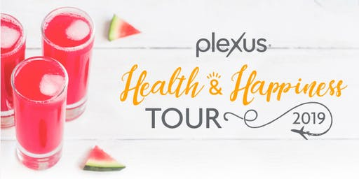 Health and Happiness Tour Sip and Share - Courtenay, BC