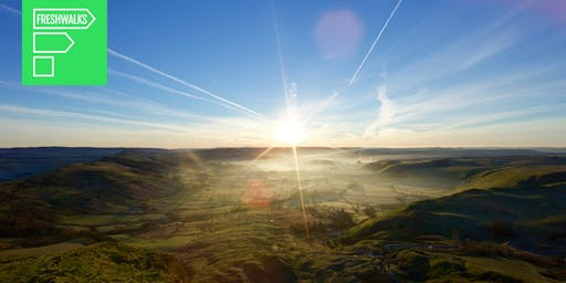 Kinder Sunrise: Freshwalks Netwalking Event