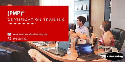Project Management Certification Training in Sainte-Anne-de-Beaupré, PE