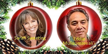 Christmas Concert - Sarah Sweeting - Eddie Muliau & White Rose Singers tickets