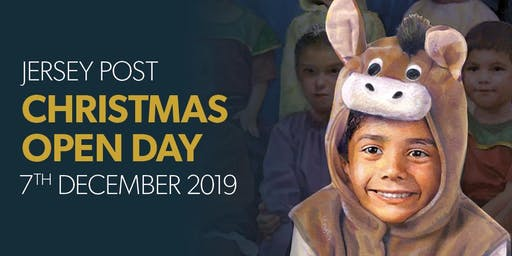 Jersey Post Christmas Open Day