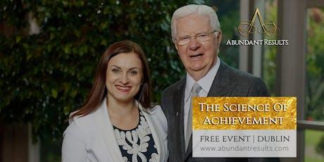 The Science of Achievement - Bob Proctor Seminar with Ewa Pietrzak tickets