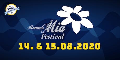 MammaMia Festival 2020 tickets