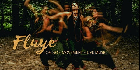 FULL MOON F L U Y E ~ Cacao ~ Movement ~ Live Music tickets