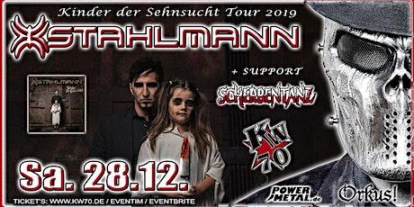Stahlmann / Bad Salzungen - Kinder Der Sehnsucht Tour 2019 Tickets