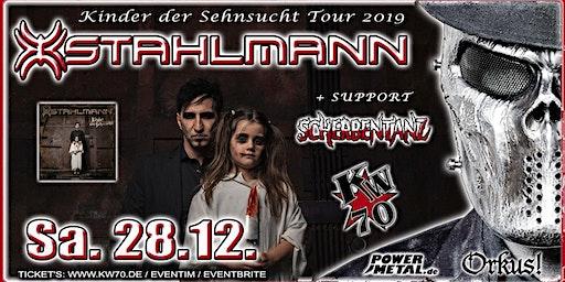 Stahlmann / Bad Salzungen - Kinder Der Sehnsucht Tour 2019