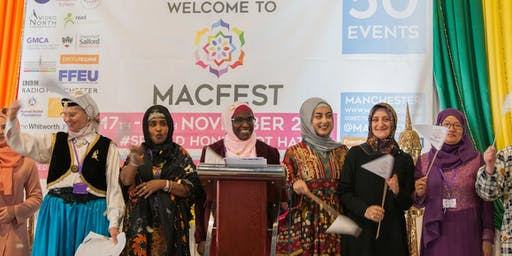 MACFEST: Celebrating International Women's Day, Fusion Arts project