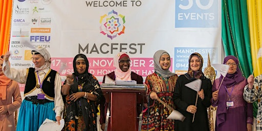 MACFEST: International Women Day, Muslim Women: Our  Cultural Heritage