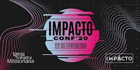 Impacto Conference - 2020 ingressos
