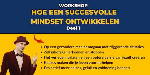 Hoe Een Succesvolle Mindset Ontwikkelen  Deel 1 (Workshop)