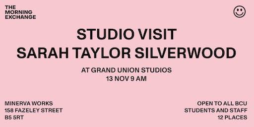 TME - Sarah Taylor Silverwood Studio Visit