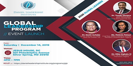 DLI 2020 Global Leadership Program Launch Event and 2019 YMP Graduation tickets