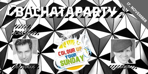 Colour Up - Bachataparty