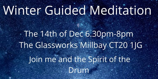 Winter guided meditation