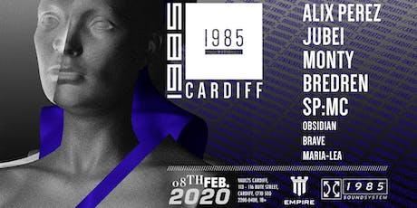 Empire: 1985 Music - Cardiff tickets