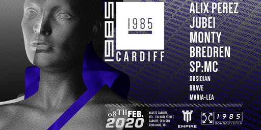 Empire: 1985 Music - Cardiff