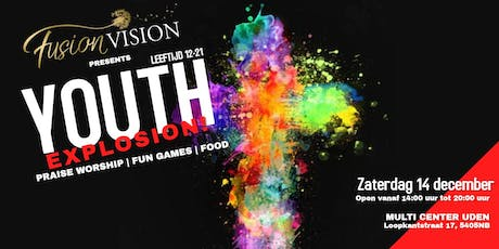 Youth Explosion tickets
