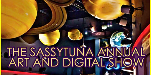 SassyTuna Christmas Digital & Art Show