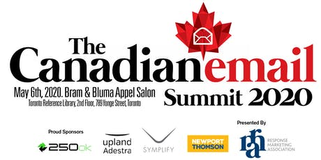 Canadian Email Summit 2020 tickets