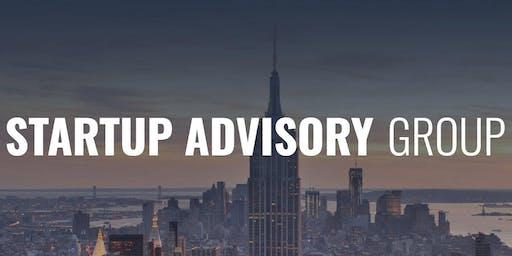 Open Bar - Startup Advisory Group VC / Entrepreneur Mixer