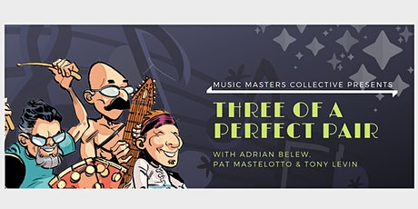 Three of a Perfect Pair Music Camp tickets