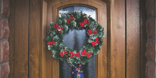 (Thursday) Wreath Decorating Event w/ Crafts & Cocktails Ladies Club!