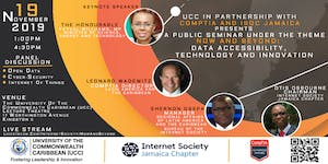 Now and Beyond: Data Accessibility, Technology and...